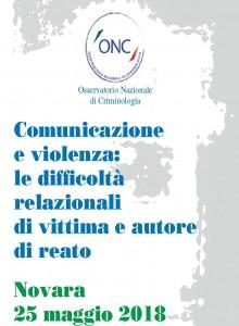 Programma Criminologia